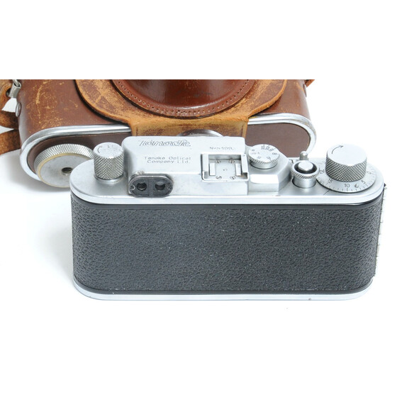 RareTanack camera w. Tanar HC 1:2,8  f= 50mm close focus Lens up to 1,5 feet