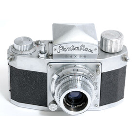 Tokiwa Seiki Pentaflex rare 35mm Japan camera