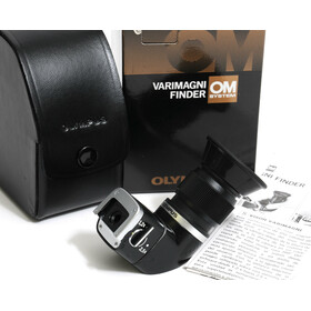 Olympus OM Varimagni Finder original boxed Top condition