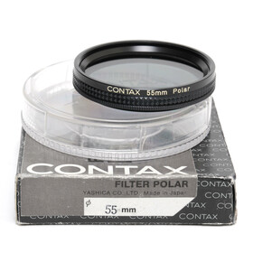 Contax 55mm Polar Filter boxed mint