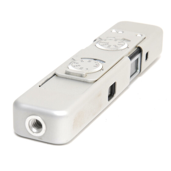 Minox LX  subminiature spy camera silver