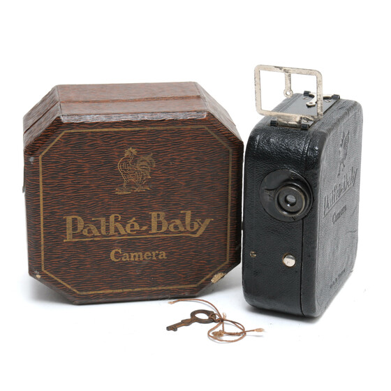 Pathe Pathé Baby Movie cine camera 9,5mm rare original boxed