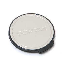 Original Contax GK-B Silver camera Body Cap ( G Series )