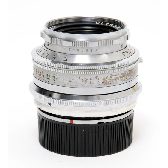 Voigtlander 2/50mm lens with Adapter to Leica M