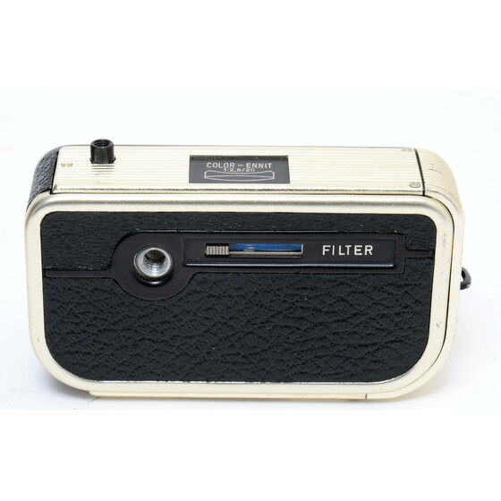 Mec 16 viewfinder camera gold color subminiature spy camera by Feinwerktechnik