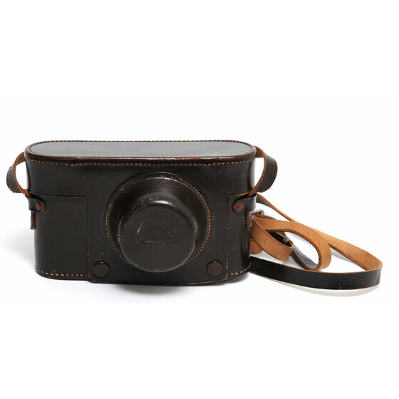 Rare Leica Case for Leica IIIf camera Leicavit can be used