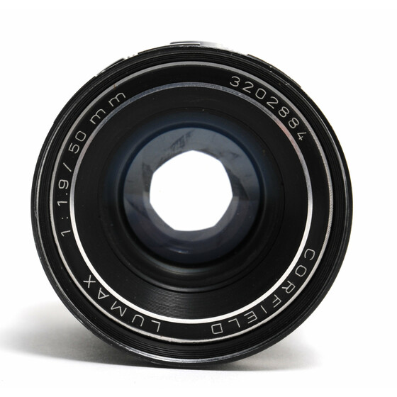 Corfield Lumax 1.9/50mm for Leica Screw Mount w. caps