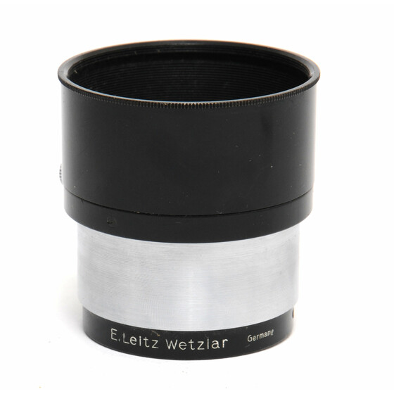 Leica Leitz FIKUS  lens hood variable for Elmar 5cm 9cm 13,5cm