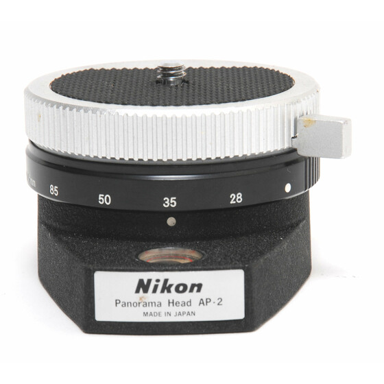 Nikon Panorama Head AP-2 for Nikon F w. case