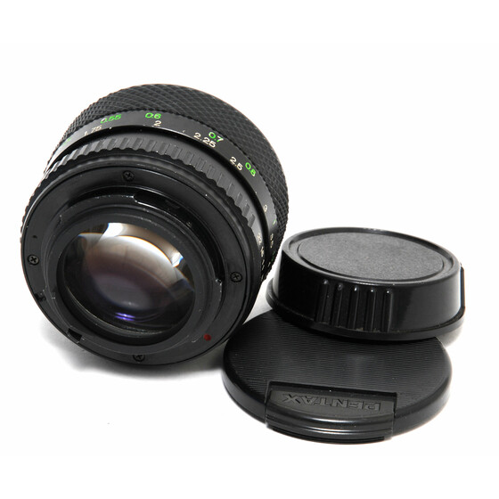 Pentax Porst Color Reflex MC Auto 1.2/55mm lens for Pentax PK