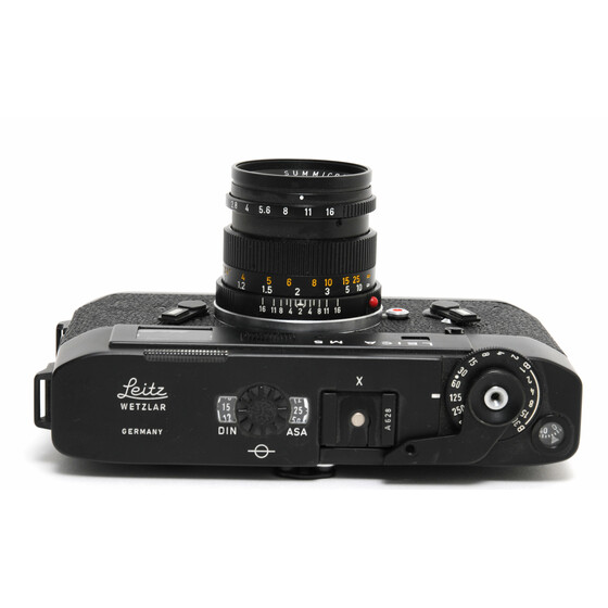 Leica M5 with lens  Display Model Dummy original made by Leica