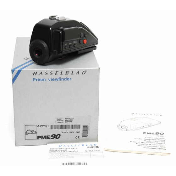 Hasselblad PME 90 Prism Viewfinder original boxed 42290
