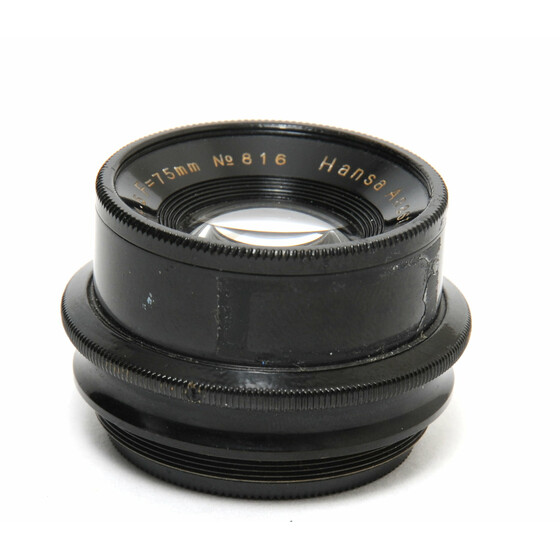 Hansa Anastigmat Enlarging Lens 4.5/75mm