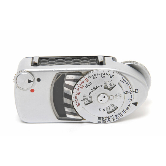 Leica-Meter MC Metrawatt chrome