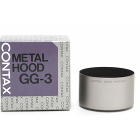 Contax Metal Hood GG-3 Mint condition boxed