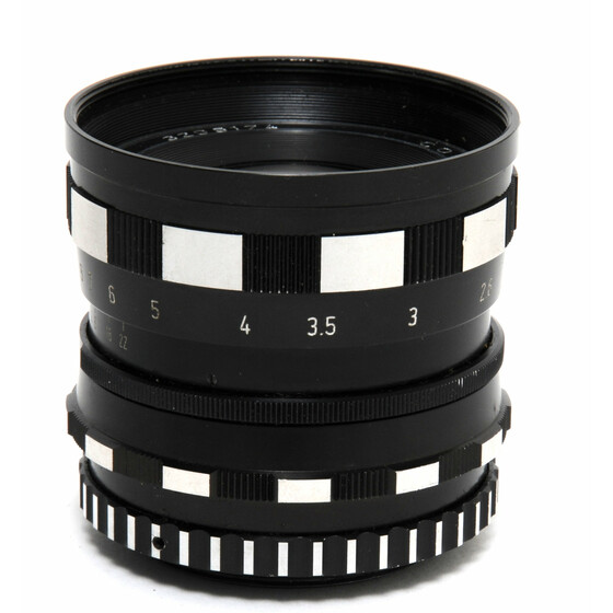 Corfield Lumax 2.4/50mm lens for Leica Screw Mount M39