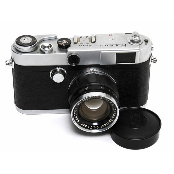 Zuiho HONOR SL camera w. ZUIHO Honor 1.9/50mm lens clean condition Rangefinder