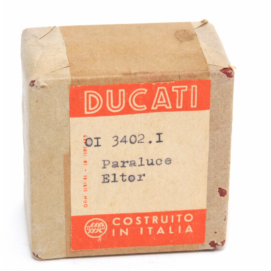 Ducati Sogno Microcamera accessorie Lens Hood Paraluce for ELTOR 01.3402.1 Mint condition