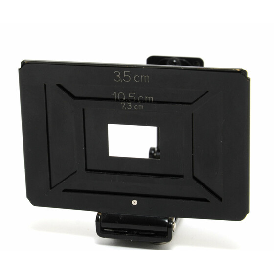 Leica Rare frame finder for 3.5cm, 5cm, 7.3cm, 9cm, 10.5cm and 13.5cm boxed