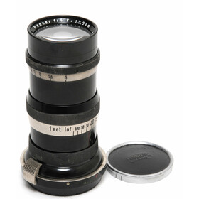 Zeiss Jena Sonnar 4/13,5cm in feet for Contax I...