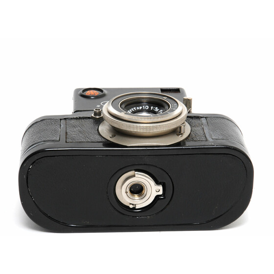 GOMZ Sport Camera Russian Soviet Camera clean glass w. case