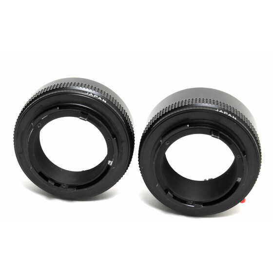 Contax Extension Tube Set  20mm and 27mm