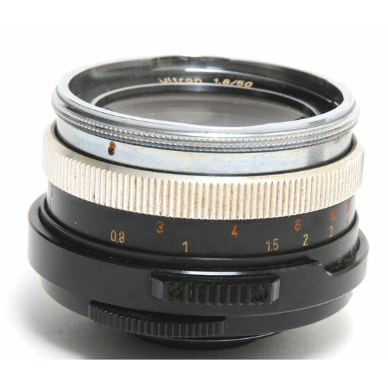 Carl Zeiss Ultron 1,8/50mm for M42  TM  made in Germany