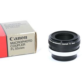 Canon Macrophoto  Coupler FL 55mm boxed