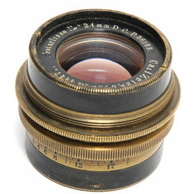 Carl Zeiss Protarlinse 224mm coated
