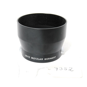 Leitz Leica metal lens hood 12575 IUFOO for  4/135...