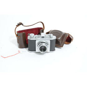 Olympus 35 camera with D. Zuiko lens 1:3.5  f=40 mm...